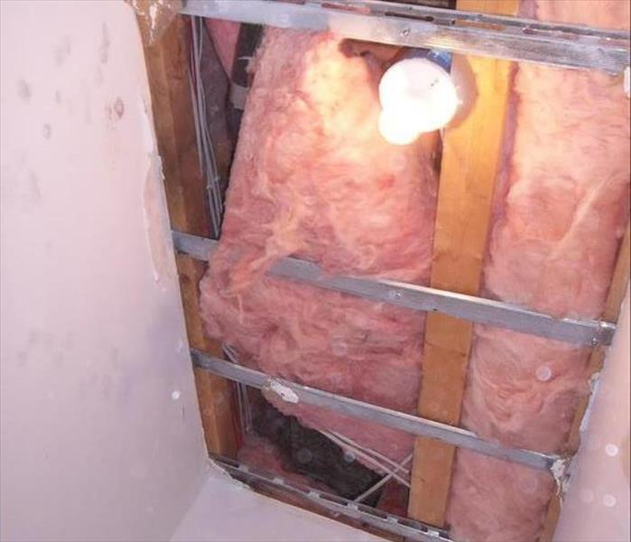 Mold Remediation and Cleanup in a Durham Residence After