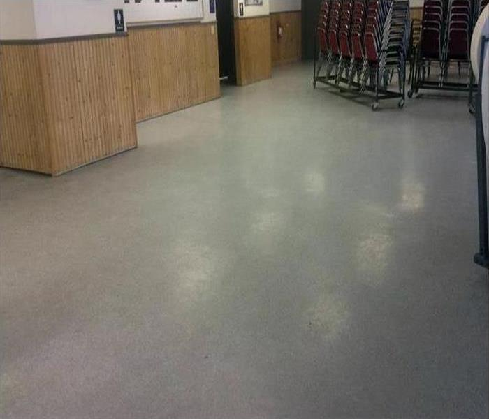 Commercial Water Damage Restoration In Durham After