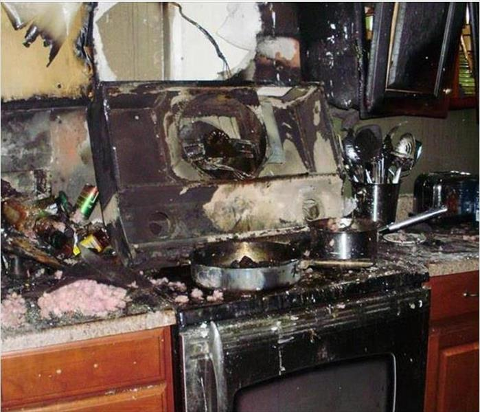 Newmarket Fire Results to a Kitchen