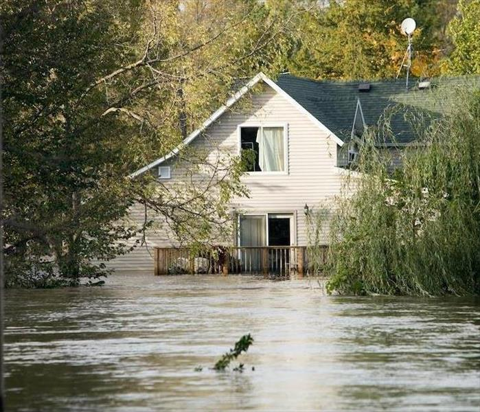 Storm Damage Ocean, River, and Rain Water All Contribute to Flood Damage Risk in Newmarket