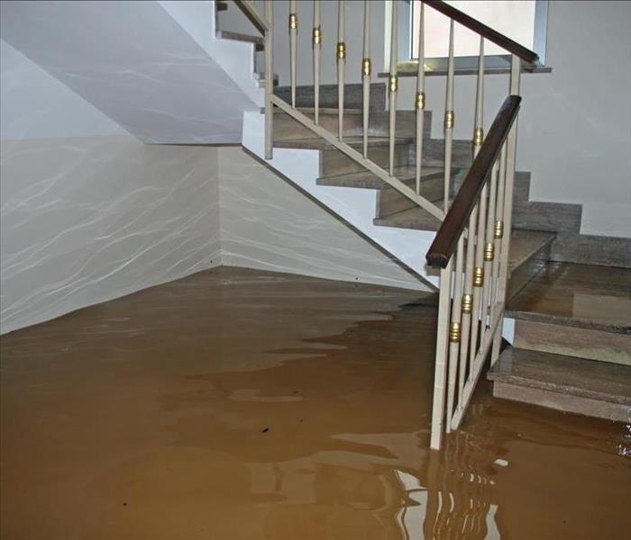 Water Damage When Your Durham Home Suffers Substantial Water Damages