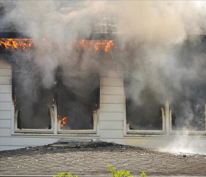 Fire Damage Why SERVPRO Is The Leader In Fire Damage Restoration In Durham