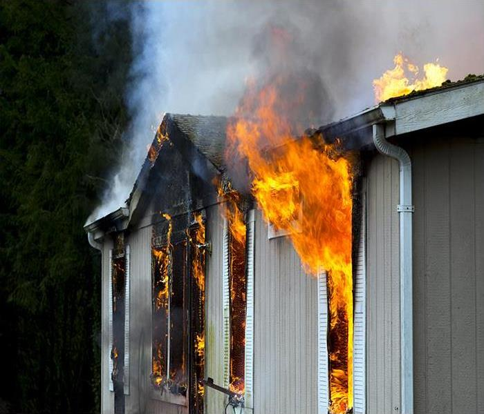 Fire Damage We Provide Fast Fire Damage Restoration In Durham