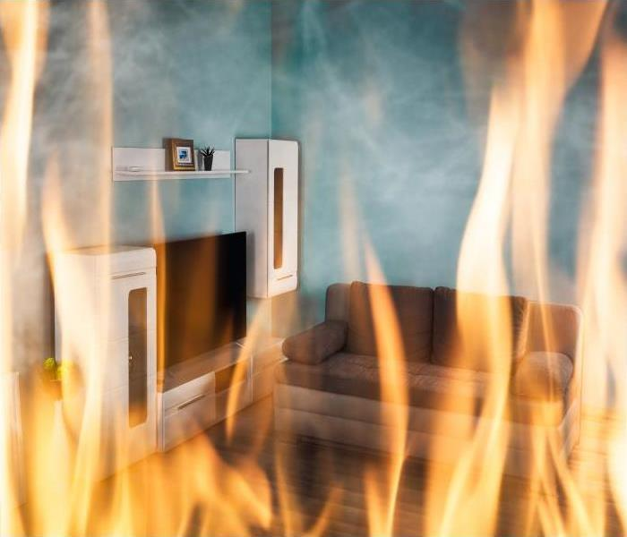 Why SERVPRO The Many Reasons Why We Are Your Best Option To Restore Your Fire Damaged Home In Durham